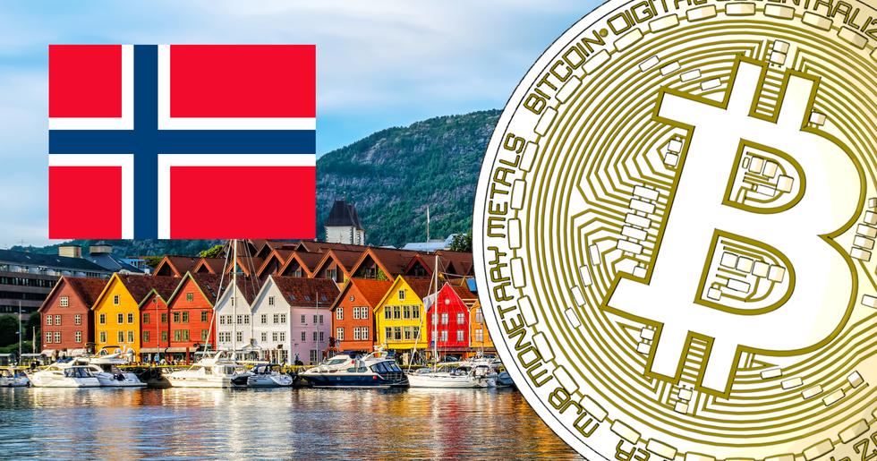 Norwegian bitcoin broker was denied bank account – now he's suing the bank.