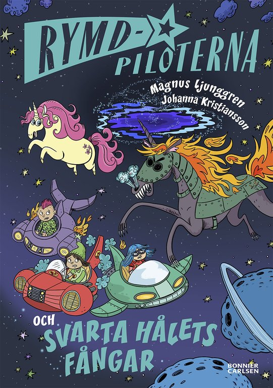 3, 2, 1, blast off! 10 barnböcker som utspelar sig i rymden