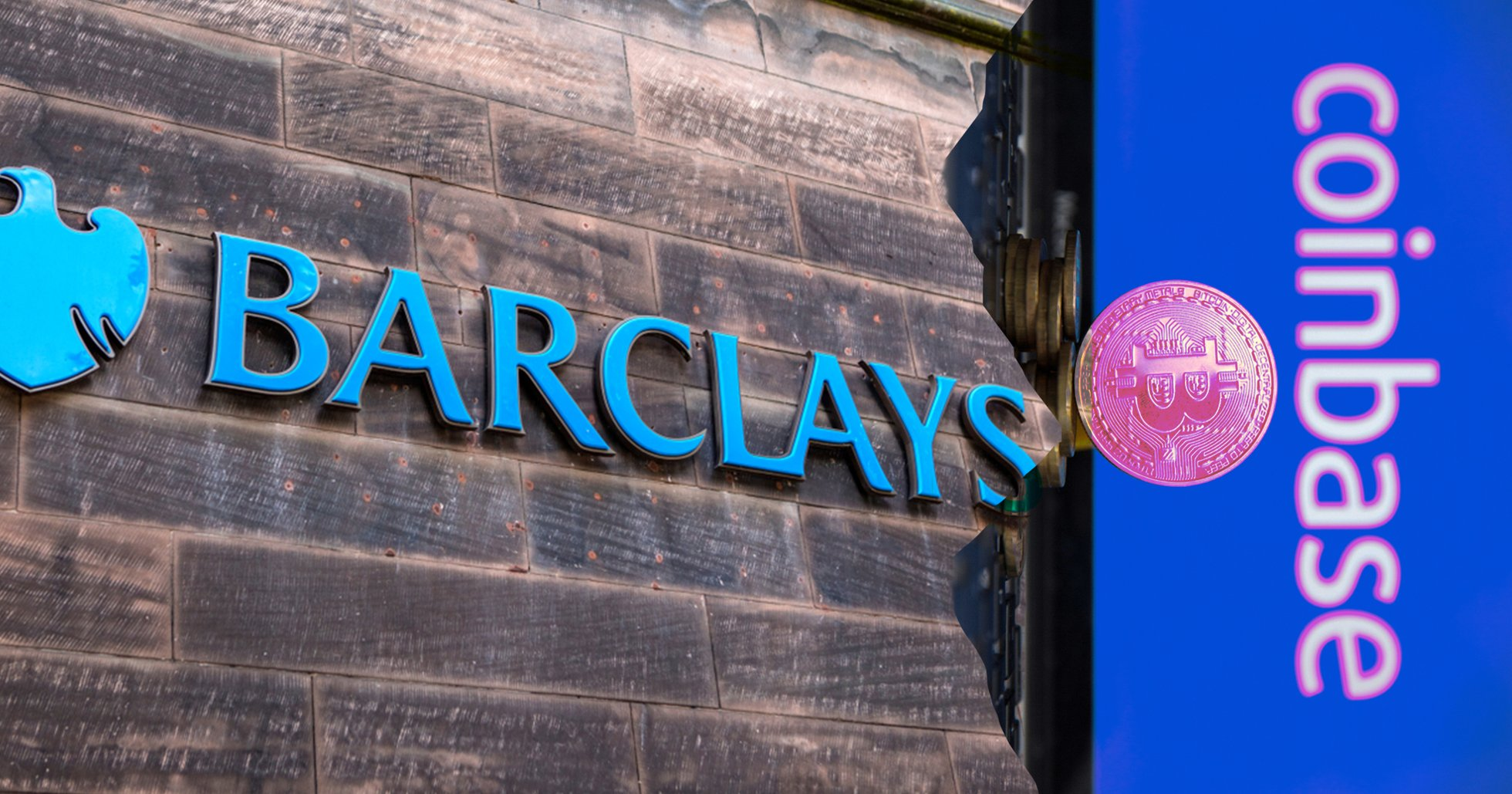 Barclays no longer in partnership with Coinbase – allegedly uncomfortable with cryptocurrencies