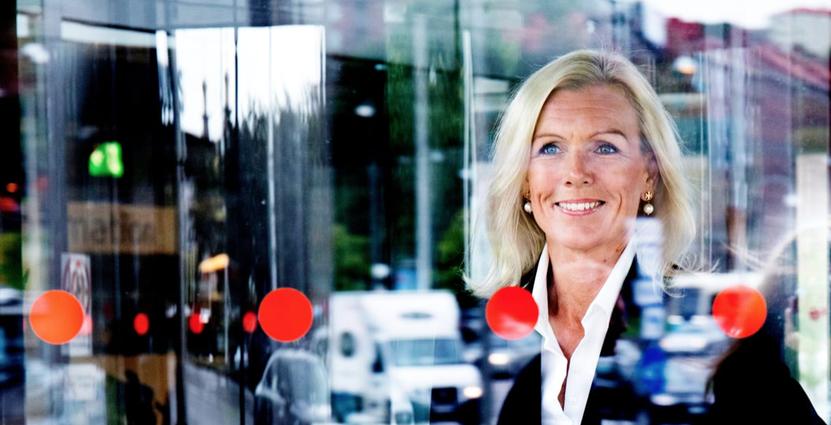 """Förutom goda ekonomiska resultat har Svenska Mässan även kammat hem flera utmärkelser under året, bland andra """"Årets mest attraktiva arbetsgivare"""
