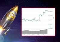 Bitcoin handlas sidleds – men konkurrenten xrp rusar på kryptomarknaden