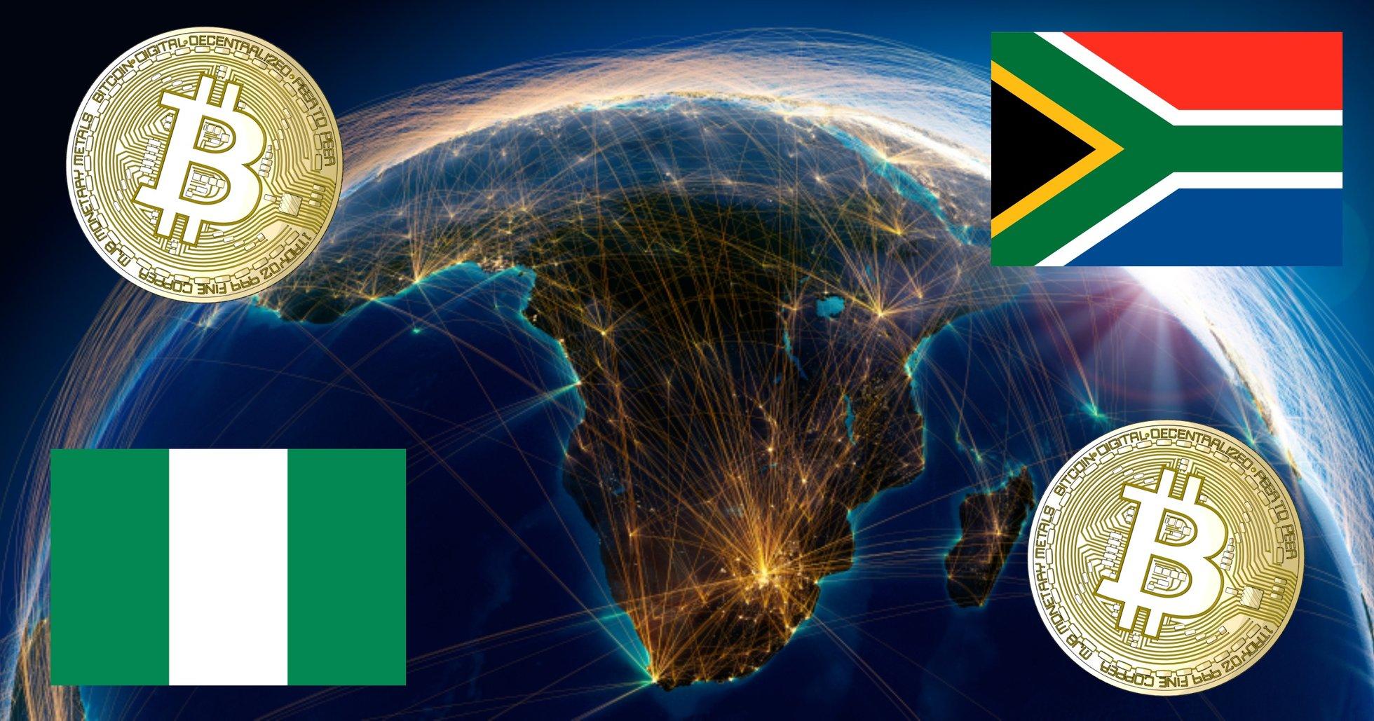 Ny rapport visar: Afrika på frammarsch inom kryptovalutor