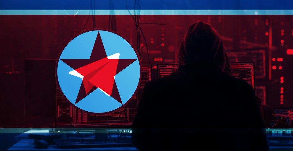 Nordkoreanska hackarnas nya metod: Använder Telegram för att stjäla kryptovalutor