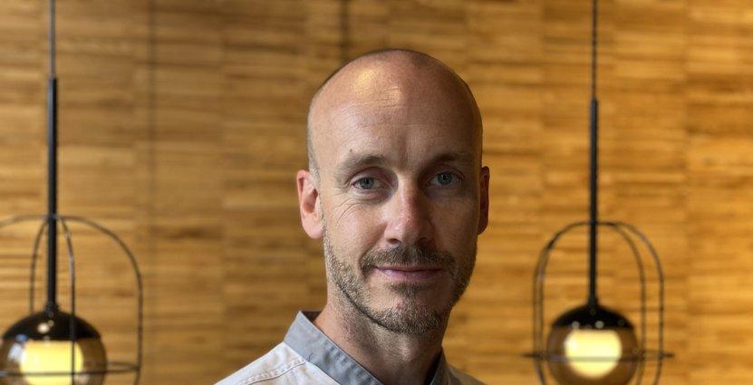 Martin Lindkvist är MAX nya CFO. Bild: Lovisa Haeger