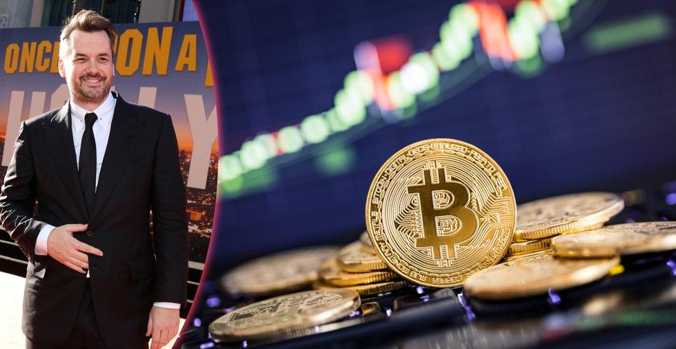 Komikern Jim Jeffries: Jag har investerat över 85 000 kronor i bitcoin