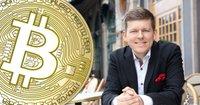Driver en av Sveriges största ekonomibloggar – nu ska han köpa bitcoin