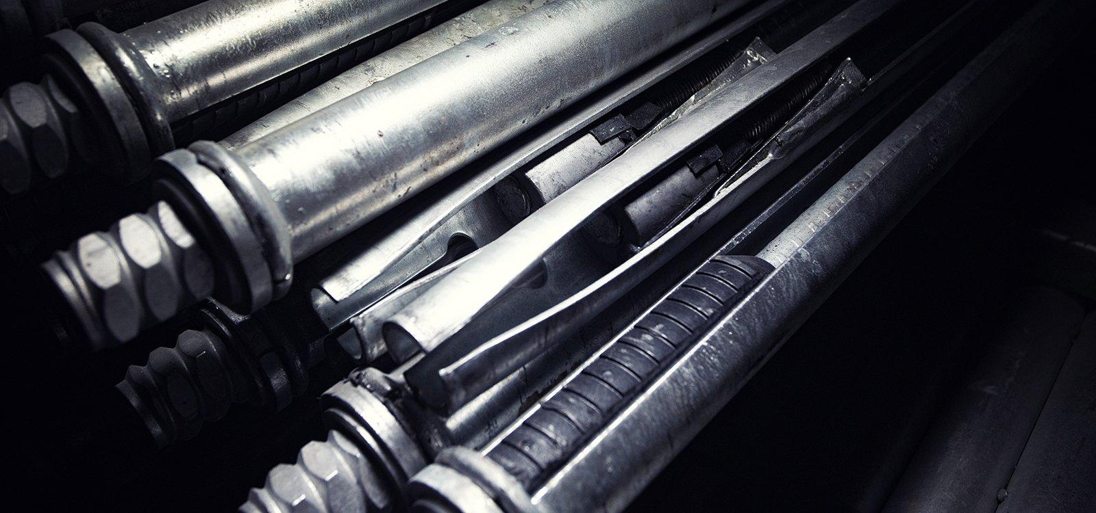 山特维克Mechanical Dynamic(MD)锚杆可替代多种地面支护系统,大幅缩短了杜加尔河矿的地面支护作业周期。