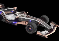 Virtual racing car sold in blockchain game – for over $110,000