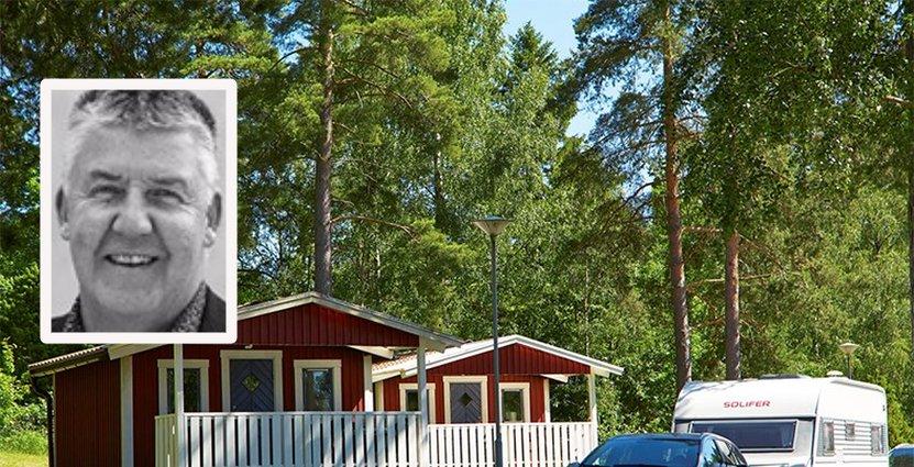 Campingarna har haft en ökning i antalet gästnätter sedan 2013,<br />  enligt Svensk Camping. Foto: SCR