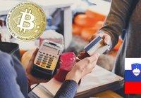 Över 1 000 butiker i Slovenien accepterar betalningar med kryptovalutor