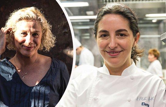"""ÅKs gästdomare Elena Arzak: """"Inspirerande att se unga kockar"""""""