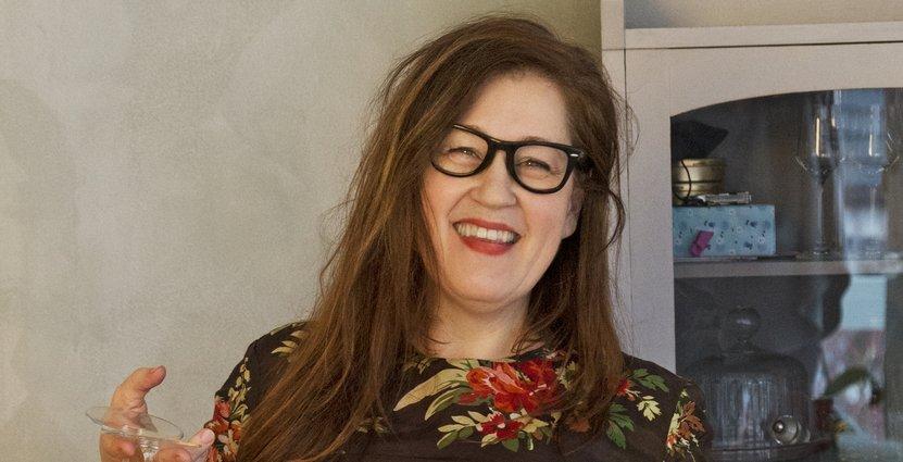 Stellagalans grundare Anette Rosvall.