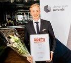 Årets Student 2017: Carl Öberg blev Årets Marknadsförare