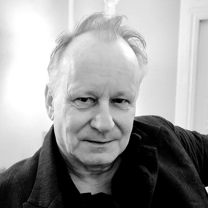 """Stellan Skarsgård: """"Jag är väldigt stolt över svensk barnlitteratur"""""""