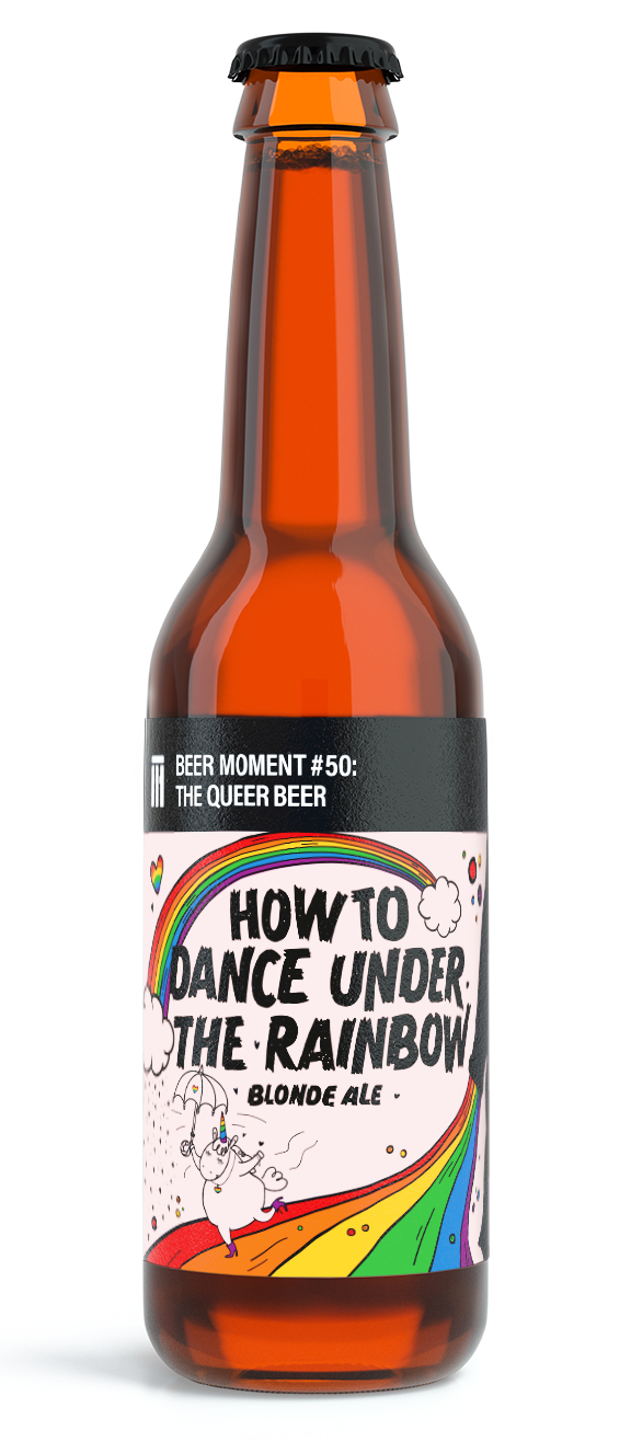 How to dance under the rainbow