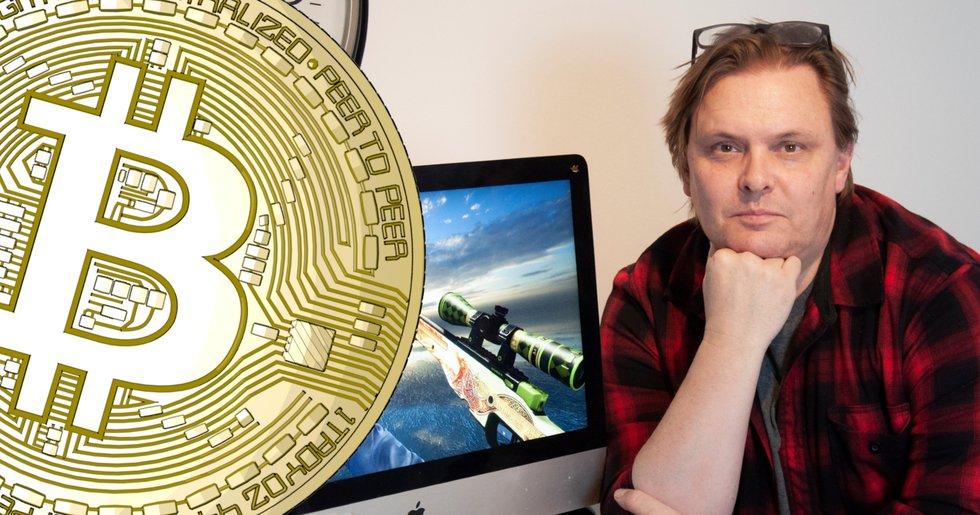 Handeln med CS:GO-skins flyttar över till bitcoin – momsreglerna är för krångliga.