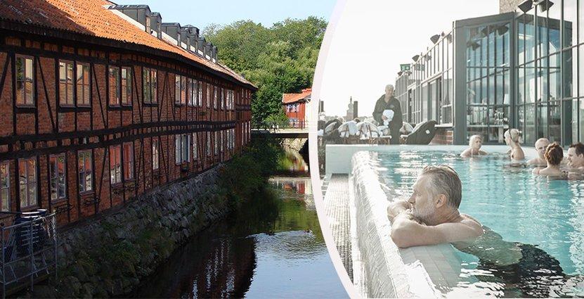 Besöksnäringens omsättning har ökat med<br />  25 procent sedan 2010 i Västmanland.  Foto: Steam Hotel/Colourbox
