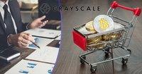 Fonden Grayscale har köpt bitcoin för 4,6 miljarder – sedan förra veckan