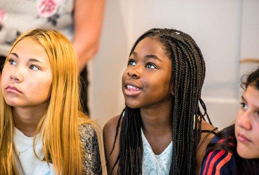 De ungas berättelser formar framtiden