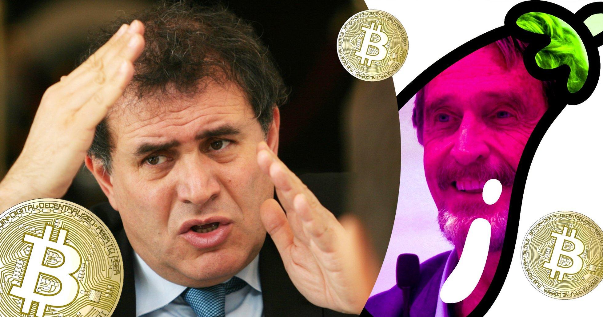 Ethereumgrundaren: Här är de värsta prisprofetiorna för bitcoin någonsin