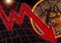 Kryptomarknaderna faller – bitcoin backar 140 dollar på kort tid