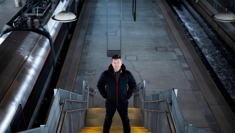 Jernbaneveteran Bråtebæk vender hjem