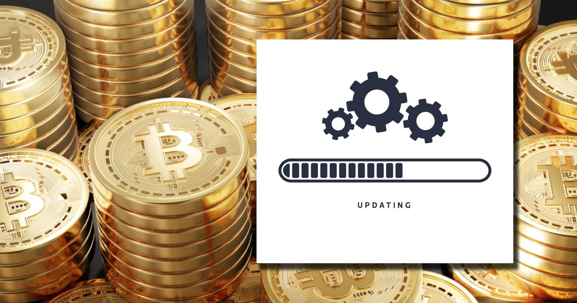 Bitcoins nästa störa uppdatering ser ut att vara nära förestående