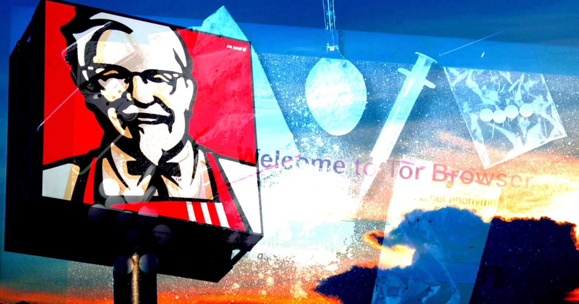 En före detta KFC-arbetare sålde knark för bitcoin – ska böta 25 miljoner kronor