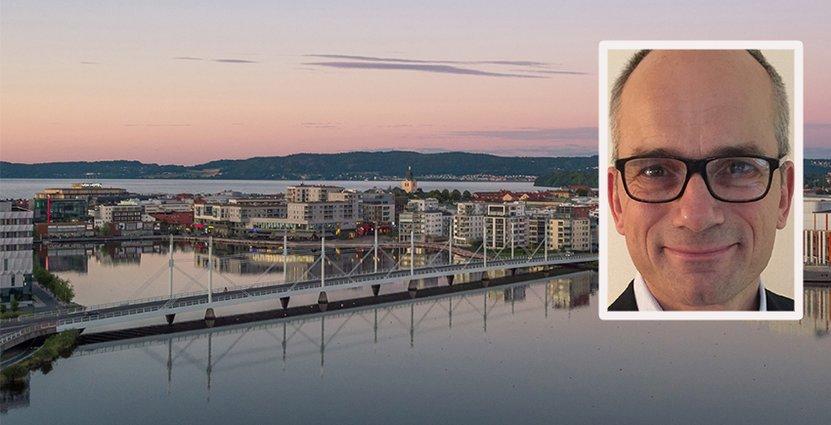 Som ny vd för Destination Jönköping vill<br />  Marcus Axelsson utveckla kulturen och idrotten.  Foto: Destination Jönköping