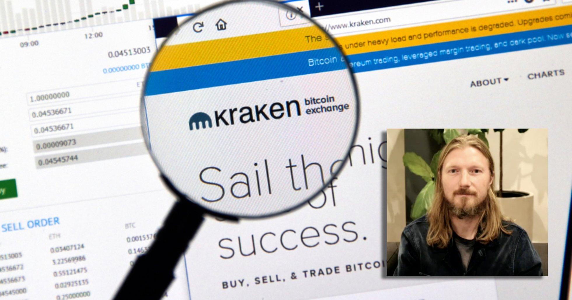 Kryptobörsen Krakens vd: 10 miljarder dollar är en för låg värdering på mitt företag