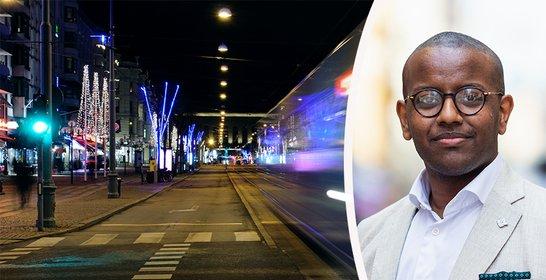 Uteserveringar på vintern ska lyfta Göteborg