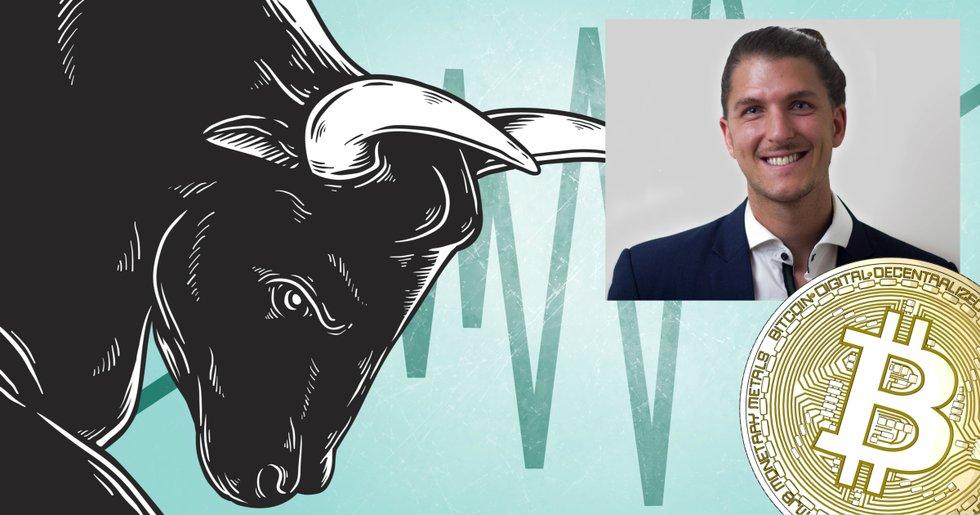 Dennis Sahlström: En ny tjurmarknad för bitcoin kan ha startat.