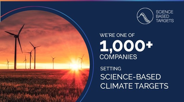 Voi's climate targets have been approved by the Science Based Targets initiative
