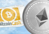 Kryptomarknaderna visar röda siffror – bitcoin cash och ethereum backar mest