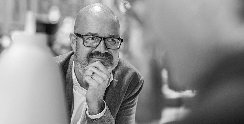 Magnus Hallberg, ny evenemangschef på Göteborg & Co gillar att överträffa folks förväntningar.  Foto: Göteborg & Co