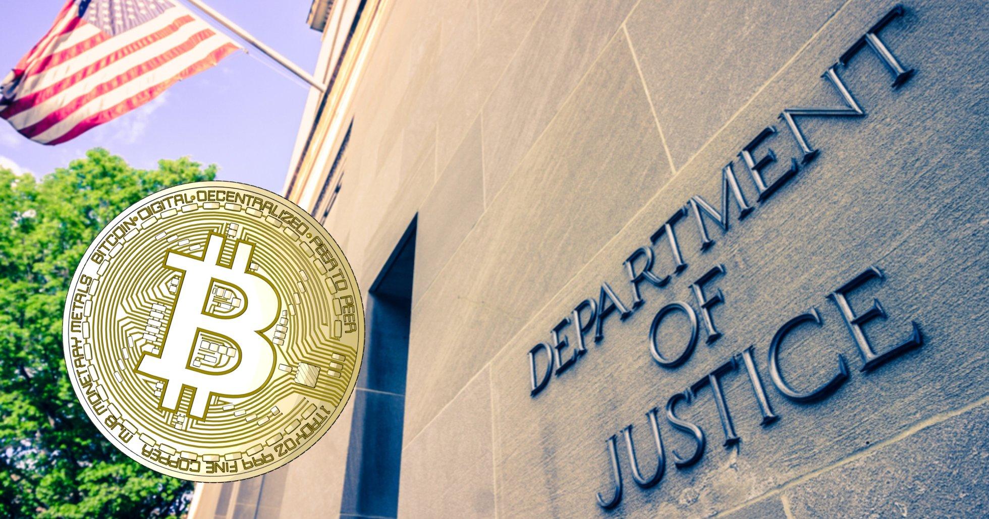 USA lanserar nytt ramverk för hur landets rättsväsende ska hantera kryptovalutor
