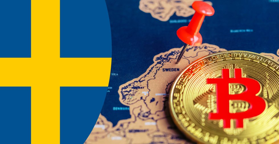Sverige ett av de bästa länderna att leva i som kryptoentusiast – enligt ny lista