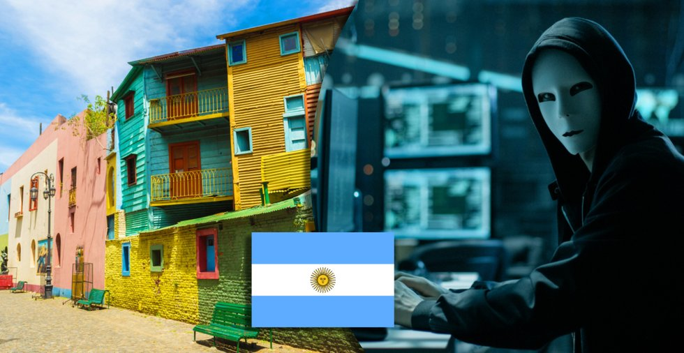 Argentinas gräns stängde i fyra timmar – efter attack från ransomware-hackare