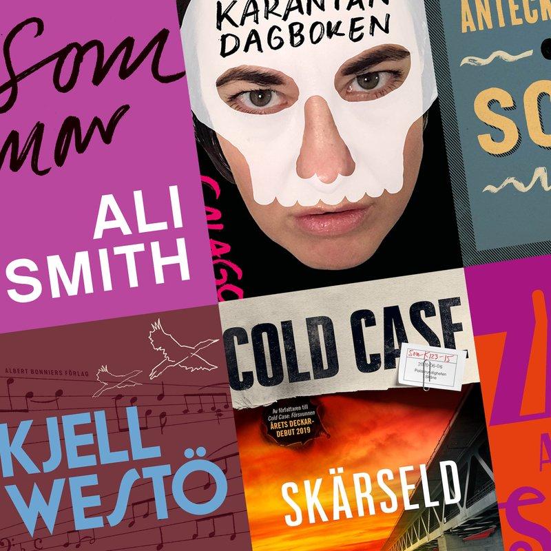 7 romaner i pandemins spår