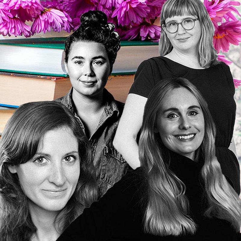 Redaktionen tipsar: 4 böcker vi läser våren 2020