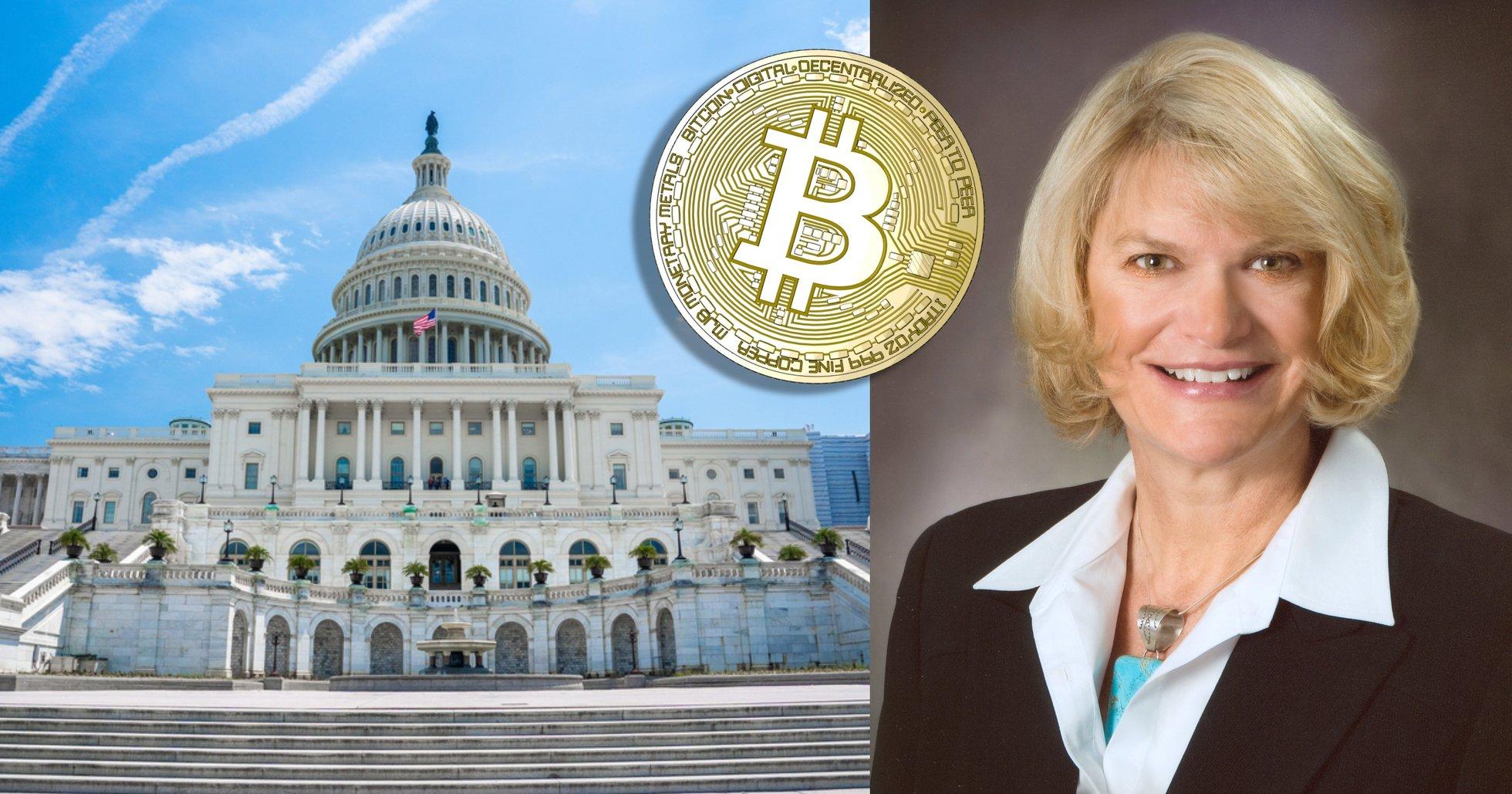 Bitcoinförespråkare förväntas väljas in i den amerikanska senaten