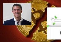 Dennis Sahlström: Därför kan bitcoinpriset krascha till 3 000 dollar