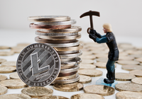 Crypto markets are rising – litecoin continues to increase the most