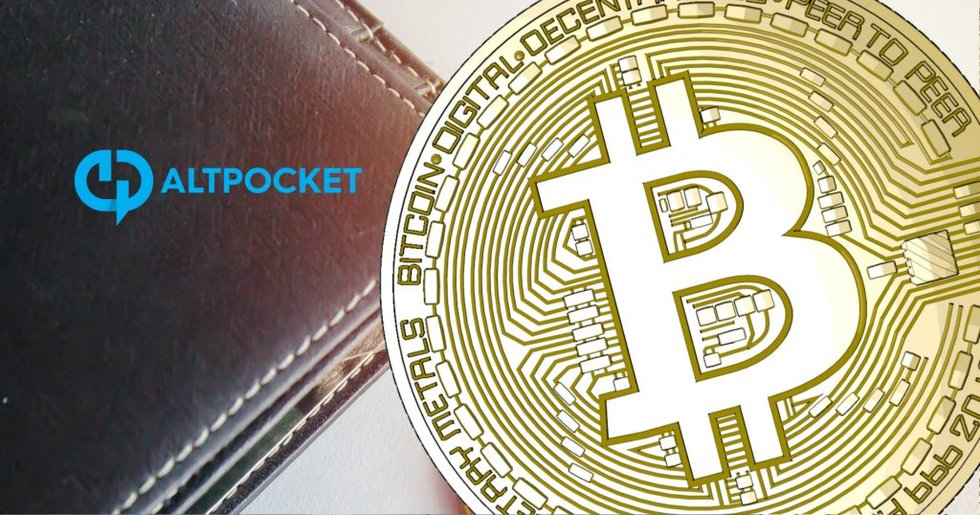 Bitcoin celebrities invest heavily in Swedish startup Altpocket.