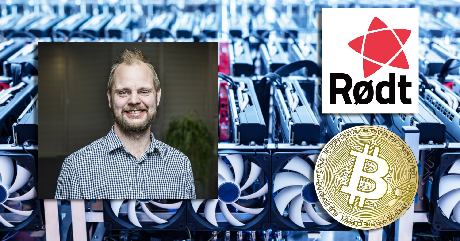 Norskt socialistiskt parti föreslår stopp av statlig el till bitcoinmining