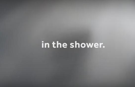 Behöver du skriva av dig i duschen?
