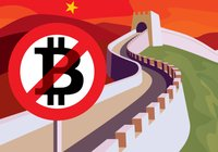 Kina införde nytt kryptoförbud – nu lämnar flera företag landet