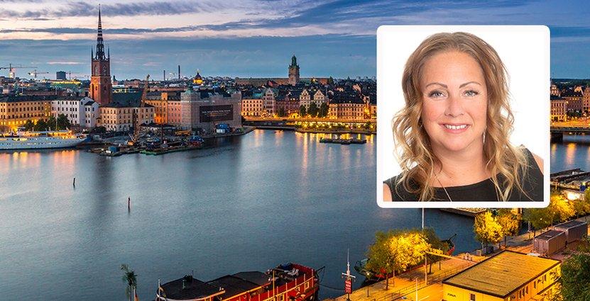 Susanne Andersson, vd för Visit Sweden. FOTO: Colourbox/Visit Sweden