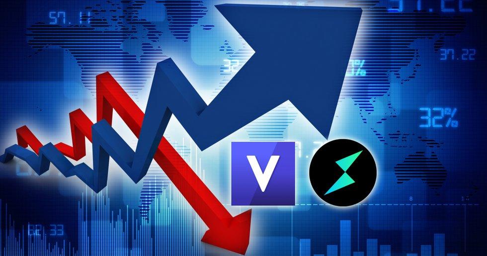 Veckans stora vinnare och förlorare på kryptomarknaden (v. 31)