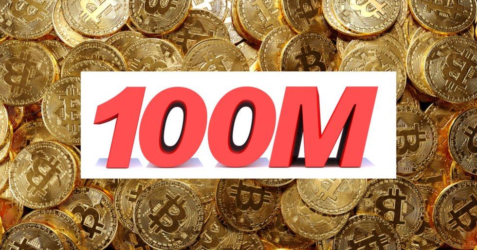 Totala antalet kryptoägare i världen överstiger nu 100 miljoner